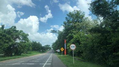 Quedó habilitado el tramo vial del kilómetro 15, sentido sur – norte