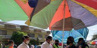 Razones que llevaron al cierre temporal del Mercado del Sur