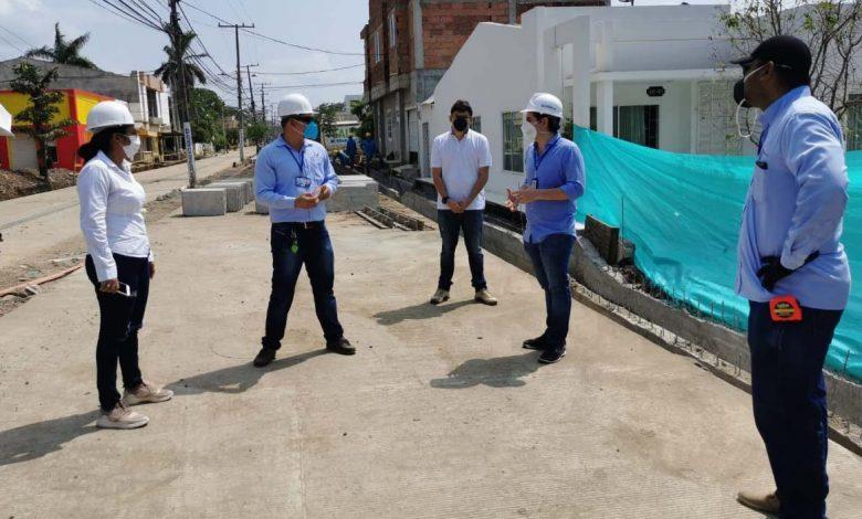 Toque de Queda incluye las obras en Montería