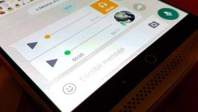 Truco para convertir las notas de voz de WhatsApp en texto