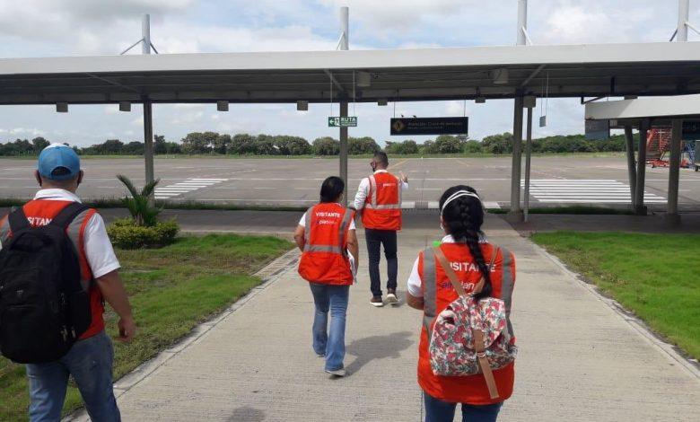 Alcalde confirma reapertura de vuelos en Montería