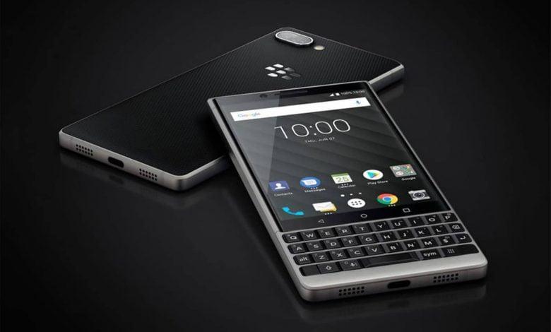 Blackberry vuelve con un smartphone con teclado físico y Android