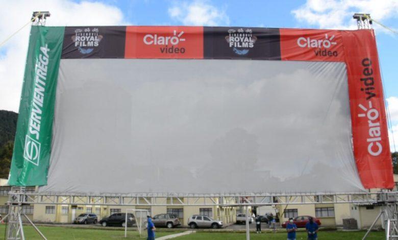 Cine gratis durante el fin de semana en Montería
