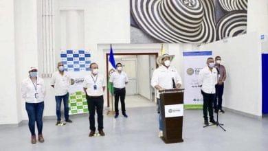 Hospital de campaña de Córdoba funcionará a partir de la otra semana