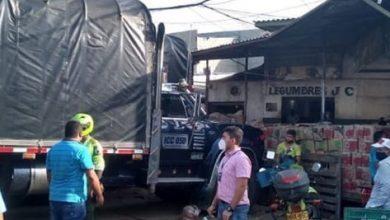 Mercado del Sur fue intervenido por incumplimiento de medidas