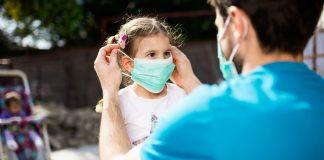 OMS señala qué mascarilla debe usar cada niño según su edad