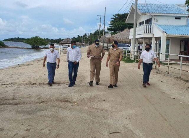 Playas del Golfo de Morrosquillo se alistan para reapertura