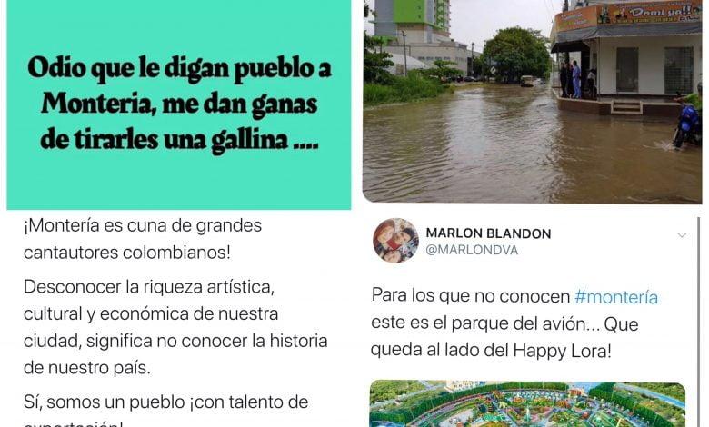 Reacciones de cordobeses por expresión de Camilo sobre Montería