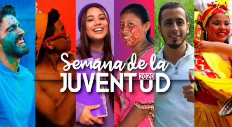 Semana de la Juventud, programación lunes 24