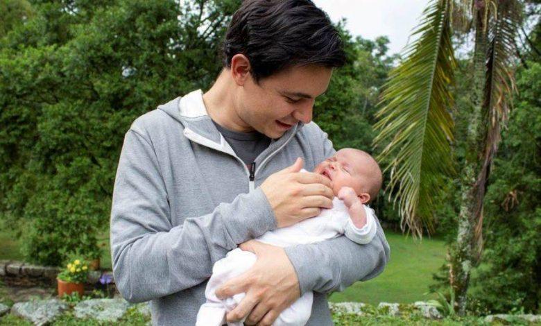 Un bogotano, el primer hombre con licencia de paternidad en Colombia