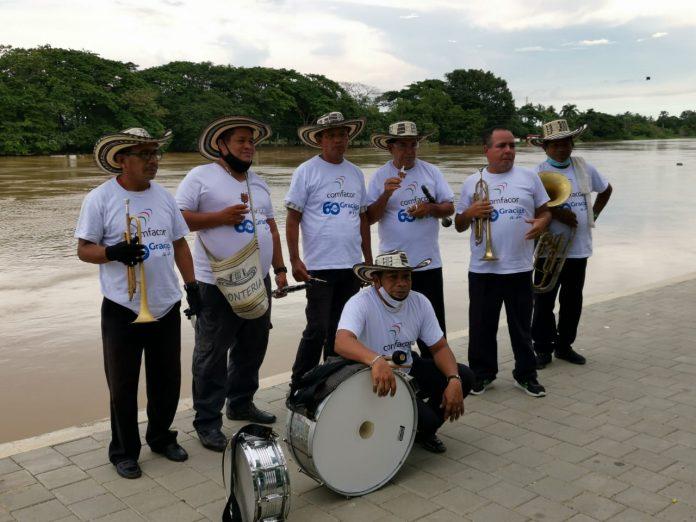 Comfacor lleva alegría a los municipios de Córdoba a ritmo de porro