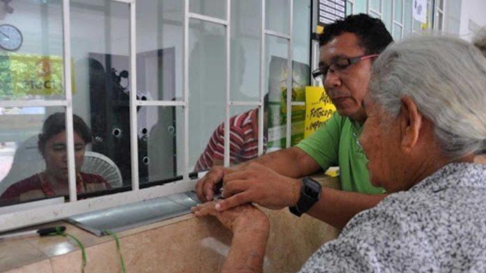 Cronograma de pagos del subsidio Colombia Mayor