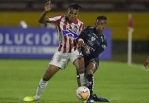 Fecha y horario de partidos en la Copa Libertadores