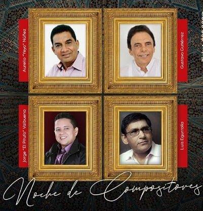 Hoy concierto Virtual 'Noche de Compositores'