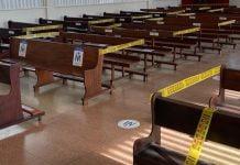 Luz verde para los servicios religiosos en Montería