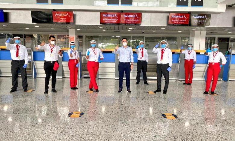 Montería abrió operación aérea desde hoy en el aeropuerto Los Garzones