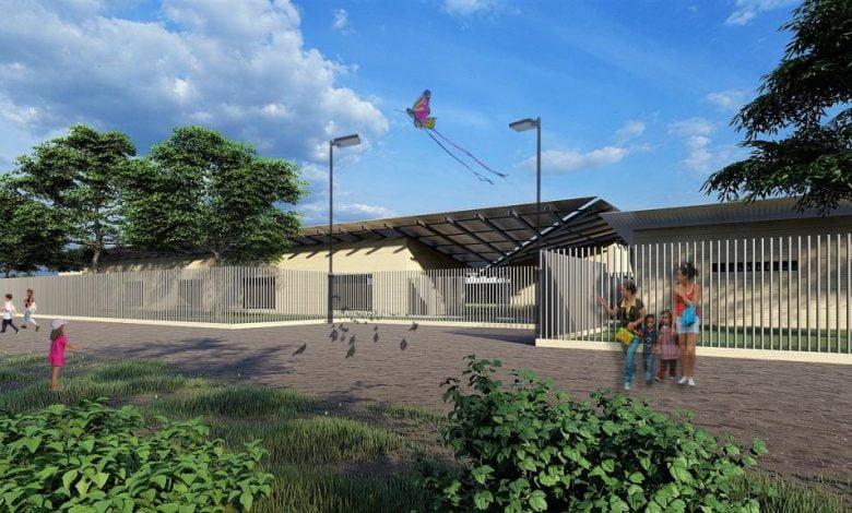 Así será el colegio agrícola de Montería