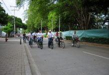 Participa del reto 'Montería se Mueve en Bici'