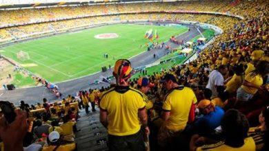 Partido de Colombia en Barranquilla no tendrá espectadores