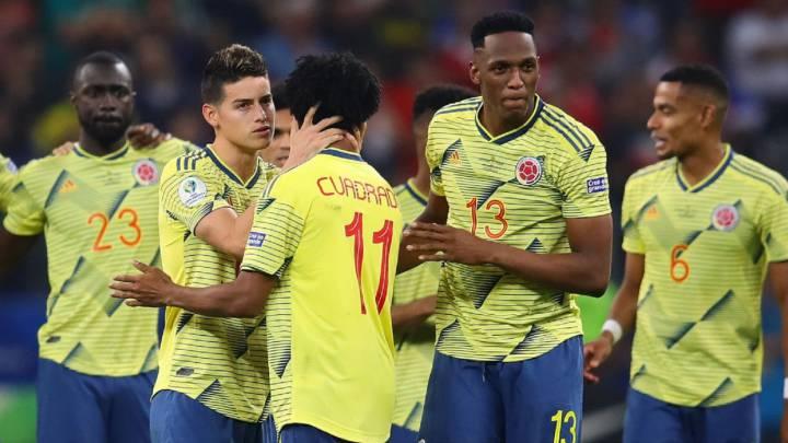 Selección Colombia tiene fechas para iniciar las eliminatorias al mundial