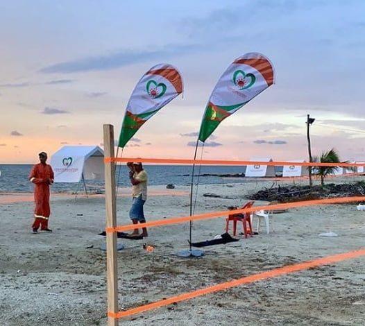 A partir de mañana se habilita playa piloto en San Antero