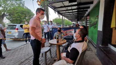 """""""Cerraremos los pilotos autorizados si es necesario"""", alcalde de Montería"""