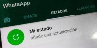 ¿Cómo colocar música en los estados de WhatsApp?