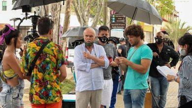 En Córdoba se graba la miniserie 'Si fue Gol de Yepes'