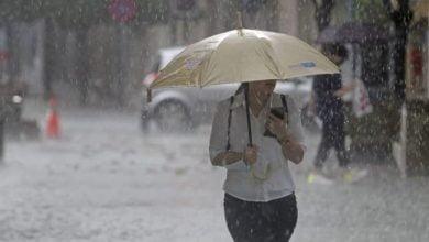 Estas son las recomendaciones para la temporada de lluvias