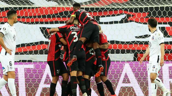 Equipos clasificados a 8vos de final de la Copa Libertadores 2020