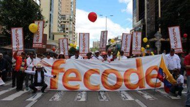 Fecode anuncia nuevo paro de maestros el 20 y 21 de octubre