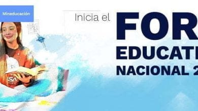 Foro Educativo Nacional 2020