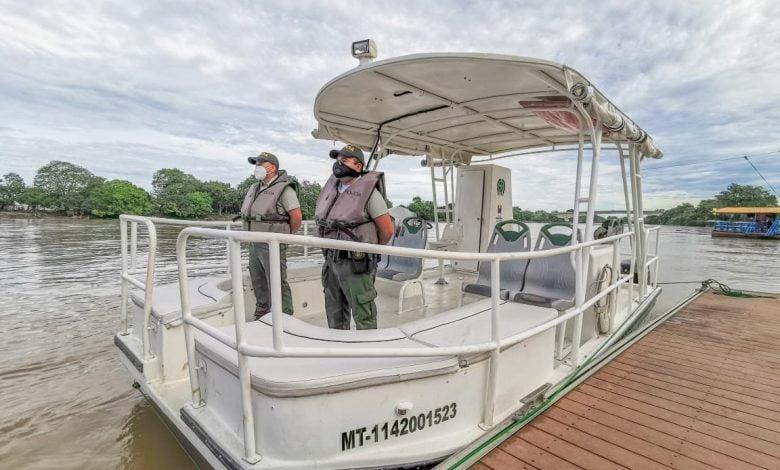 Montería tiene 'cuadrante r' para brindar seguridad en el Río Sinú