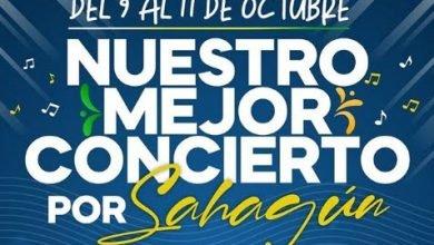 Programación 'Nuestro mejor concierto por Sahagún'