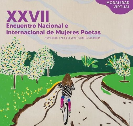 Programación XXVII Encuentro de Mujeres Poetas