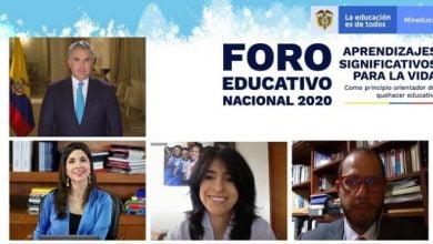 Programación del Foro Educativo Nacional 2020