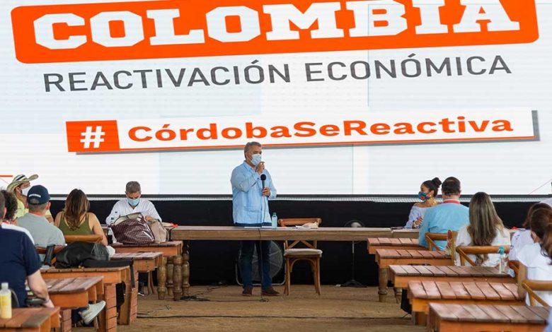 'Compromiso por Colombia' traerá prosperidad a Córdoba