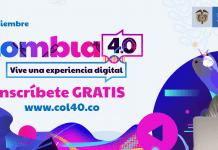 Colombia 4.0, lo mejor del mundo en contenidos digitales y sector TIC