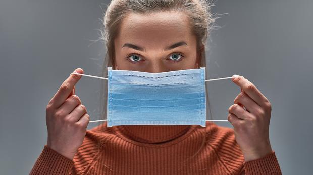 ¿Cómo afecta el uso del tapabocas a la piel?