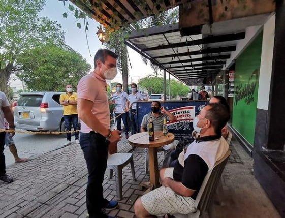 Decreto inhabilita discotecas y consumo de alcohol en espacios públicos