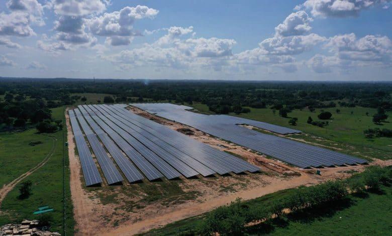 El 7 de noviembre se inaugura Parque Solar construido en Córdoba