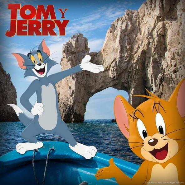 Lanzan tráiler de la película de Tom y Jerry