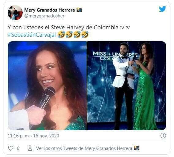 Los memes que dejó la noche de elección de Miss Universe Colombia