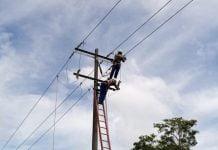 Municipios de Córdoba que no tendrán luz el domingo