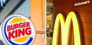 ¿Por qué Burger King pide a sus clientes que compren en McDonald's?