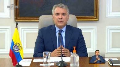 Presidente Duque anuncia pago anticipado de la prima de Navidad