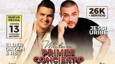 Primer concierto presencial y virtual en Montería