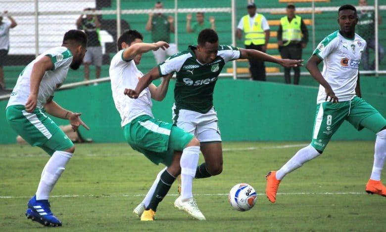Programación de cuartos de final de la Liga colombiana