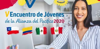 V Encuentro de Jóvenes de la Alianza del Pacífico 2020