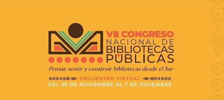 VII Congreso nacional de bibliotecas públicas